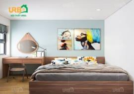 mẫu giường đẹp cho phòng ngủ ấm cúng