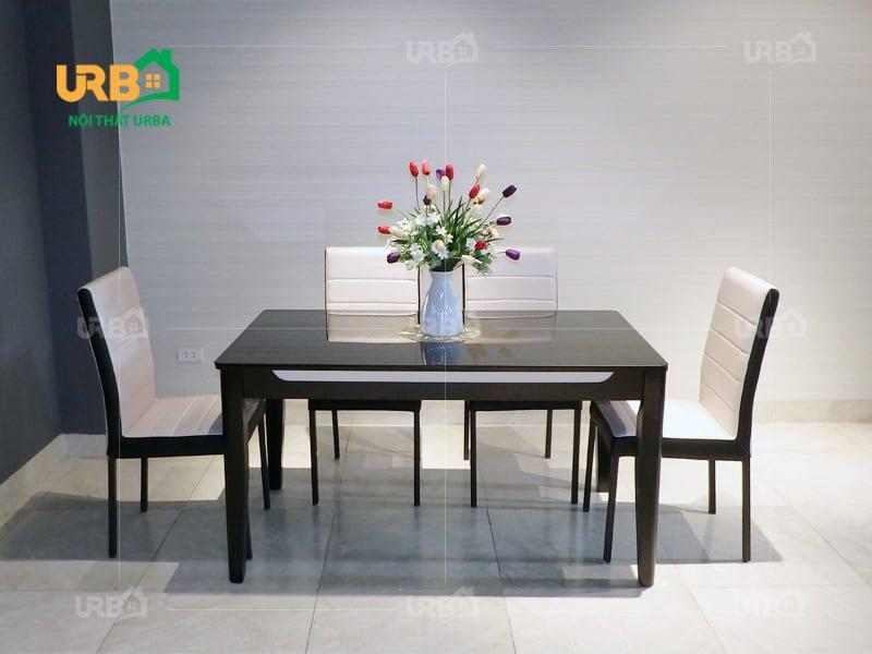 Bàn ghế ăn mã BA 1801