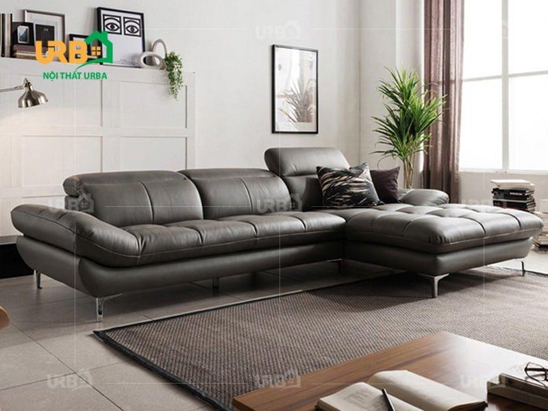 3 Thiết kế sofa góc đẹp cho chung cư không bị lỗi mốt 1