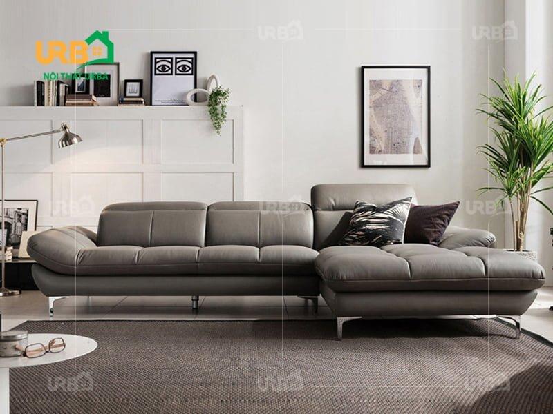 3 Thiết kế sofa góc đẹp cho chung cư không bị lỗi mốt 2