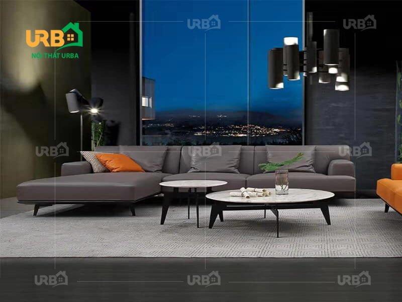 Sofa da mã 5004 3
