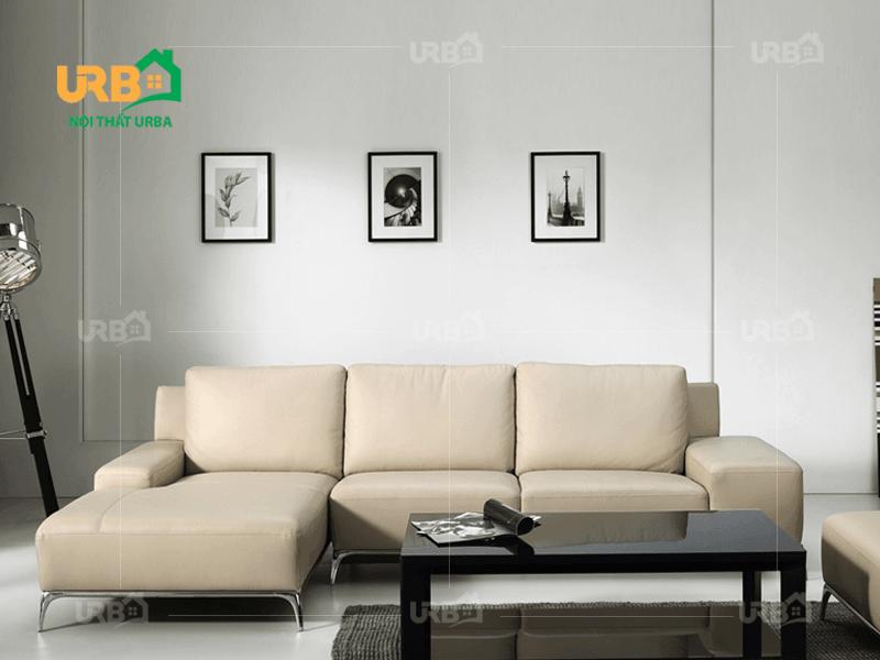 Top 10 mẫu sofa góc cho phòng khách sáng màu đẹp mê hồn 8
