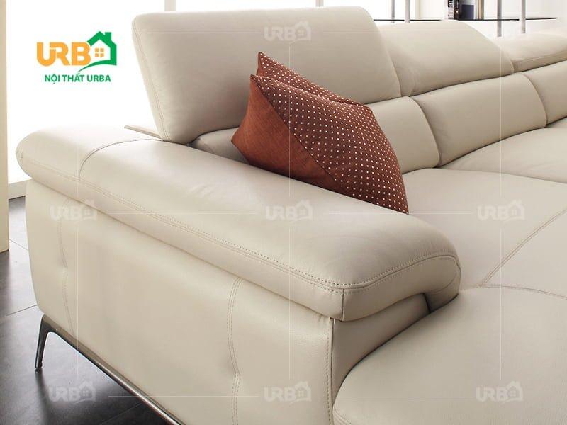 chất liệu da đẹp cho bộ sofa