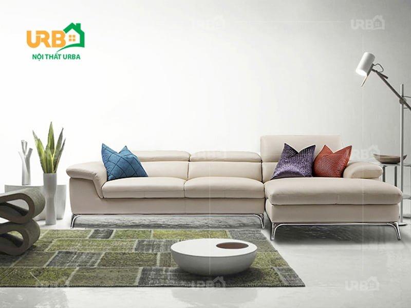 Chọn mua sofa da hay sofa nỉ cho phòng khách gia đình bạn? 7