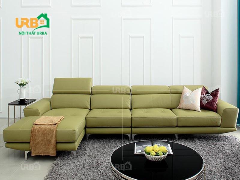 """Lắp đặt sofa phòng khách cho những nhà ống cần """"Tránh"""" gì? 2"""
