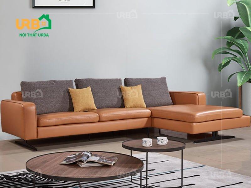 Tổng hợp 8 mẫu sofa đẹp cho phòng khách nhỏ 6