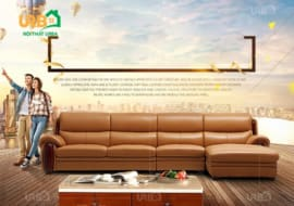 Sofa Da Mã 5015 5