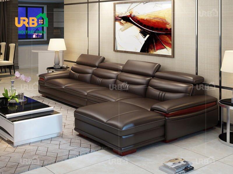 bộ ghế sofa góc cao cấp