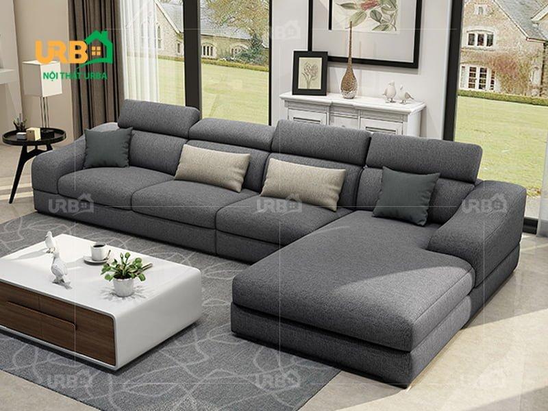 sofa góc nỉ mã 4015 1