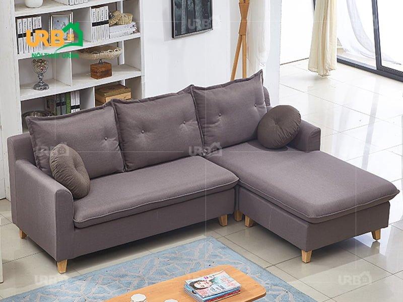 Sofa Góc Nỉ Mã 4019 1