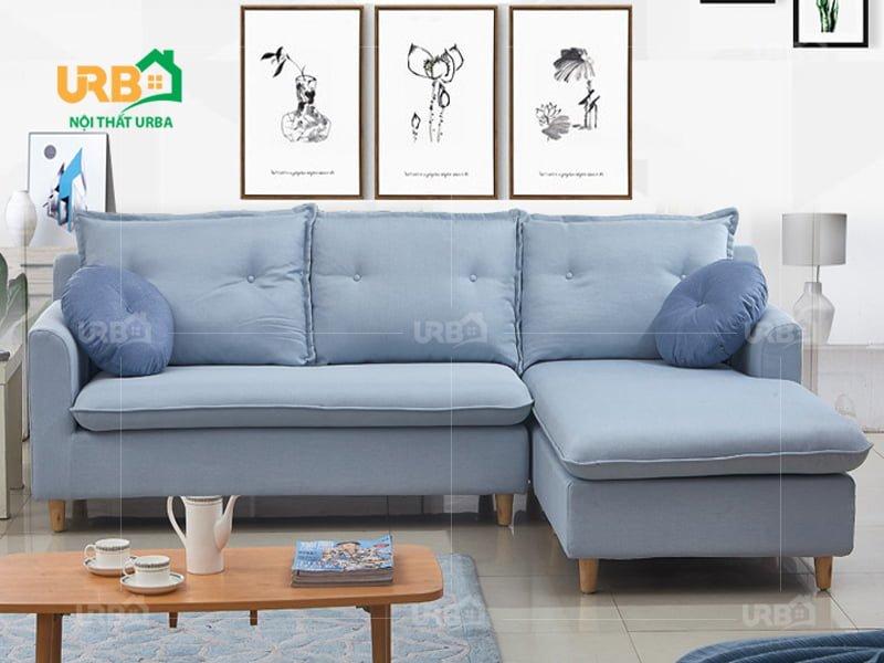 Sofa Góc Nỉ Mã 4019 3