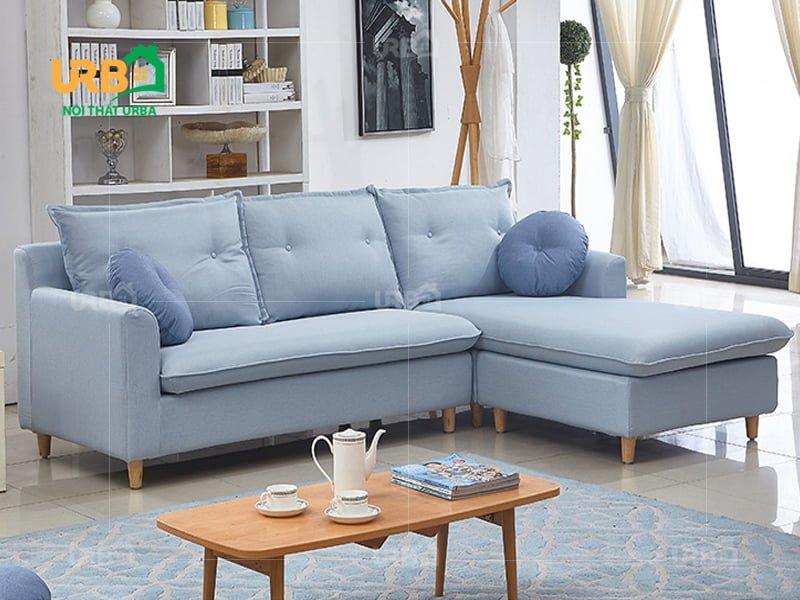 Sofa Góc Nỉ Mã 4019 2