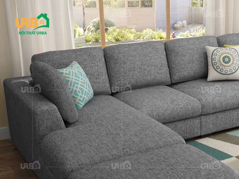 Sofa Góc Nỉ Mã 4023 1