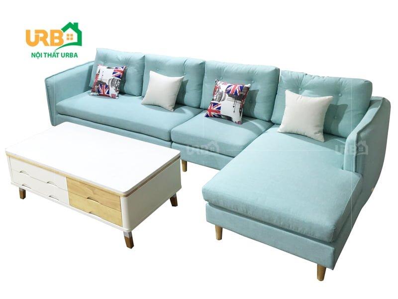Sofa Góc Nỉ Mã 4024 2