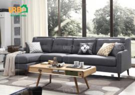Sofa Góc Nỉ Mã 4025
