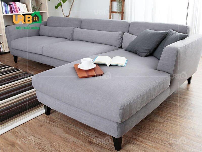 Sofa Góc Nỉ Mã 4030