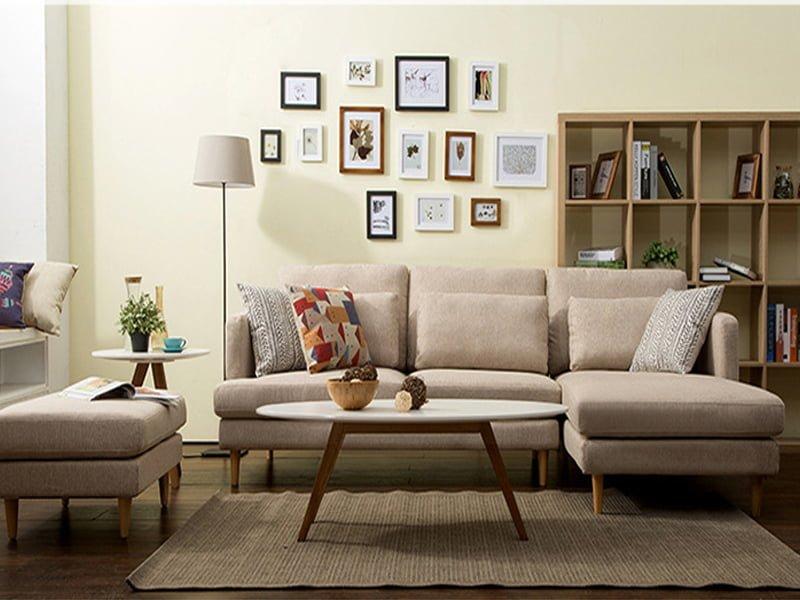 ghế sofa giá rẻ vải nỉ