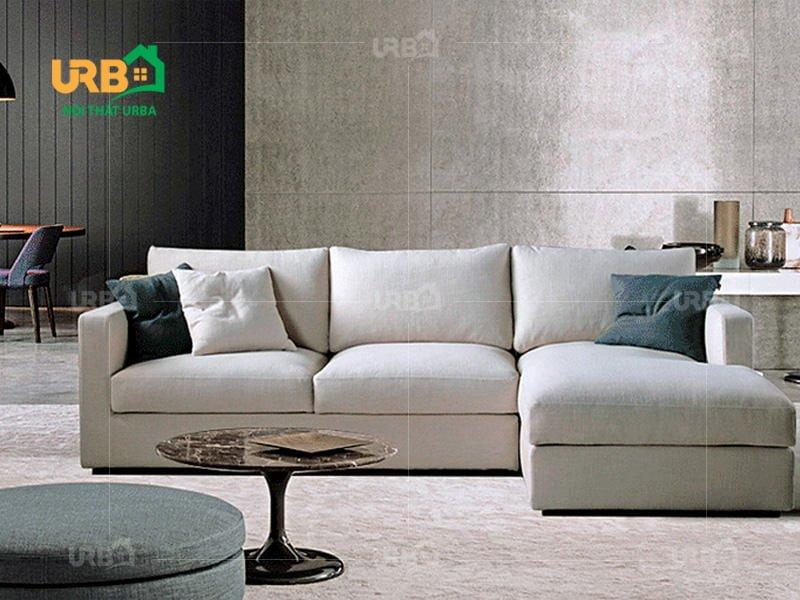Sofa Góc Nỉ Mã 4034