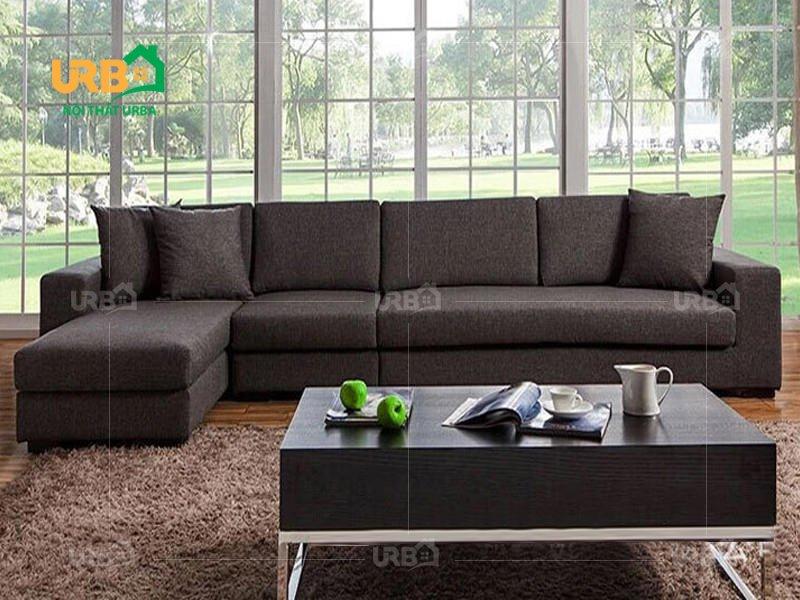 Sofa Góc Nỉ Mã 4040