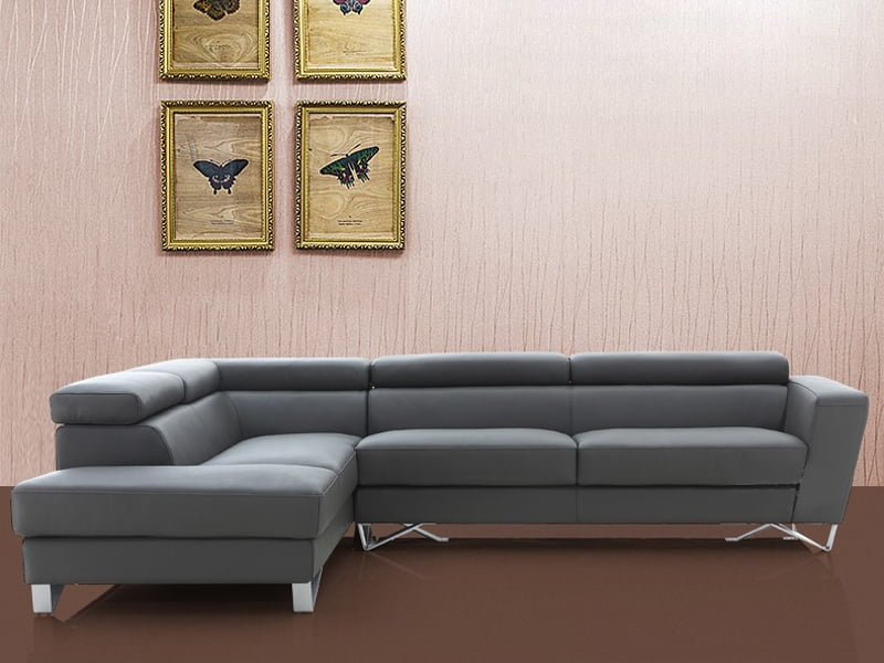 """6 Mẫu ghế sofa phòng khách chân inox đang bị """"Săn lùng""""5"""