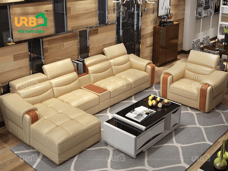 Sofa phòng khách và 3 kích thước cơ bản khi lựa chọn mua sofa 5