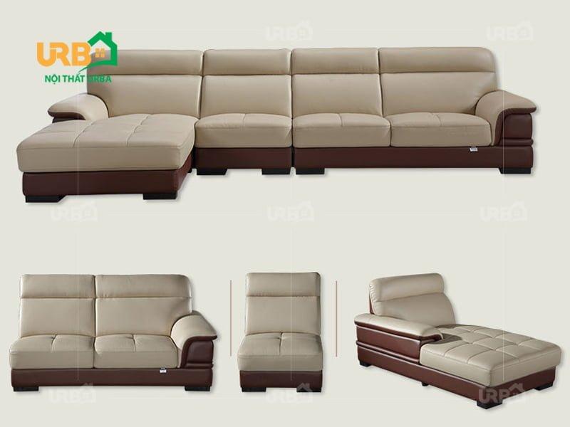 Các mẫu sofa phòng khách phổ biến hiện nay 4