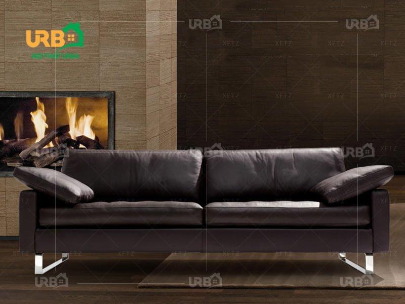 Sofa văng da mã 001 2