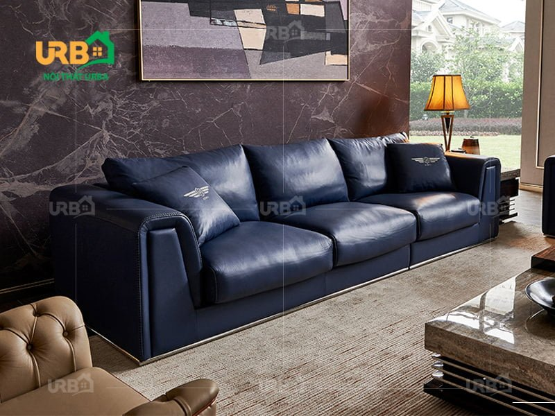 sofa văng da mã 037 1