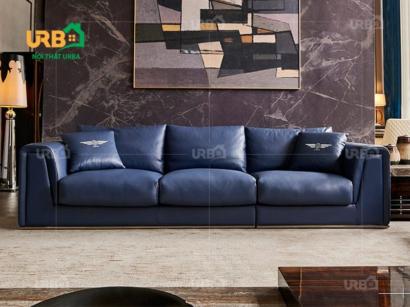 sofa văng da mã 037 4