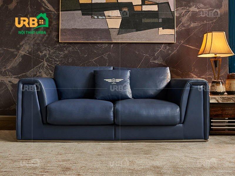 sofa văng da mã 037 3
