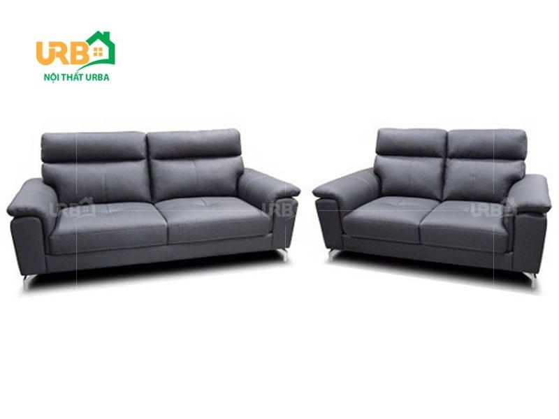 Sofa văng da mã 042 đa dạng về kiểu dáng