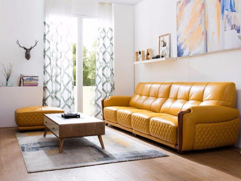 sofa văng mã 046 Thiết kế ấn tượng