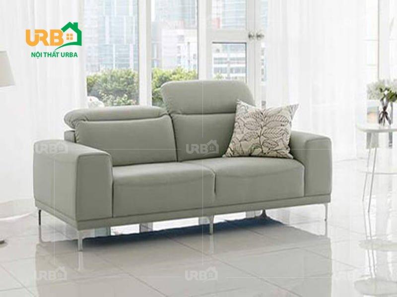 Sofa văng da mã 049 giải pháp lý tưởng cho không gian nhỏ