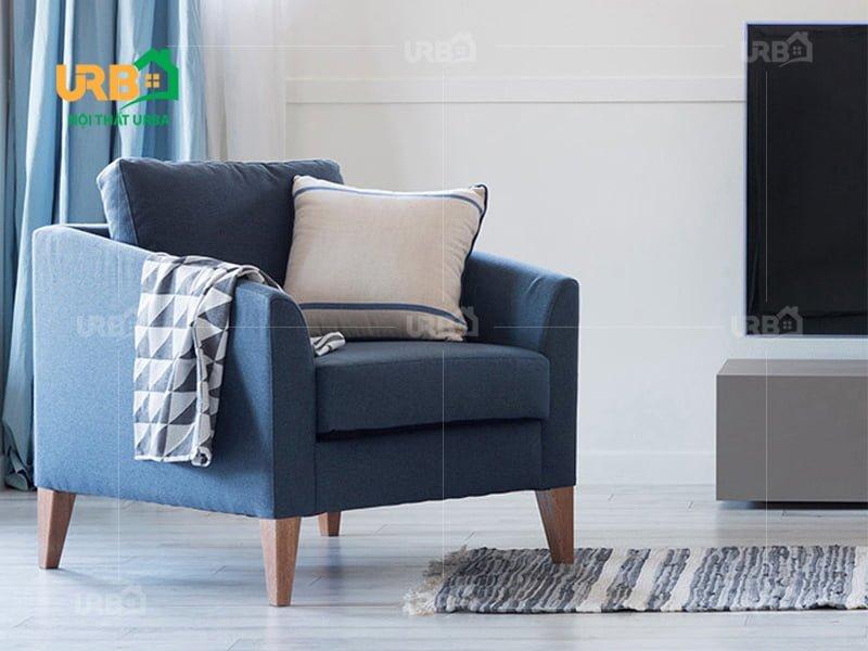 An toàn, bền bỉ với chất liệu của sofa
