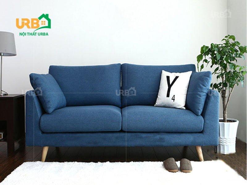 5 Mẫu ghế sofa nỉ cho phòng khách sang trọng 5