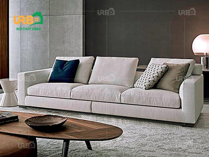 Sofa văng nỉ mã 034 kiểu dáng hiện đại, sang trọng (2)