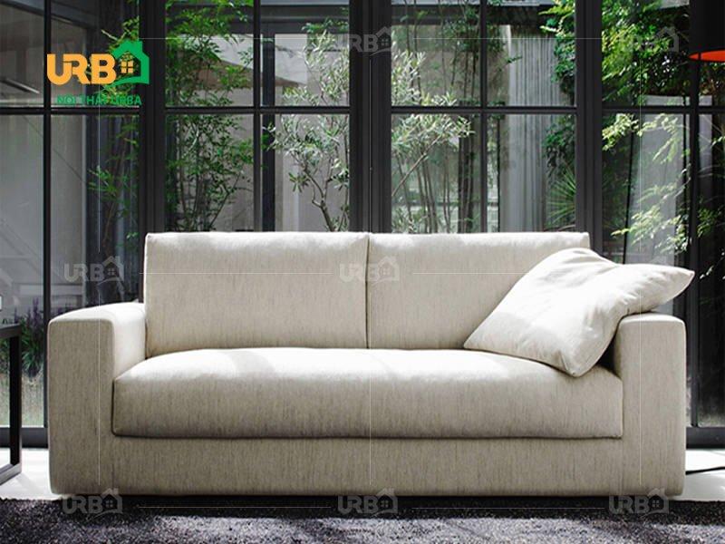 Ghế sofa văng nỉ mã 078 sang trọng và tiện ích