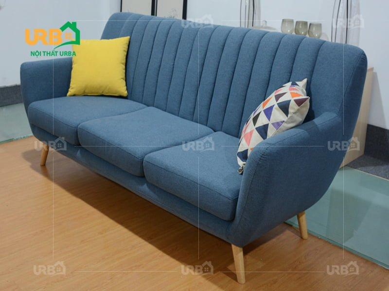 Sofa văng nỉ mã 069 - Điểm nhấn ấn tượng
