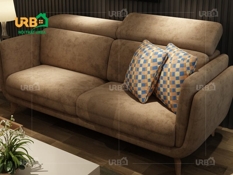 Sofa Văng Nỉ Mã 070 thiết kế tiện nghi, hiện đại