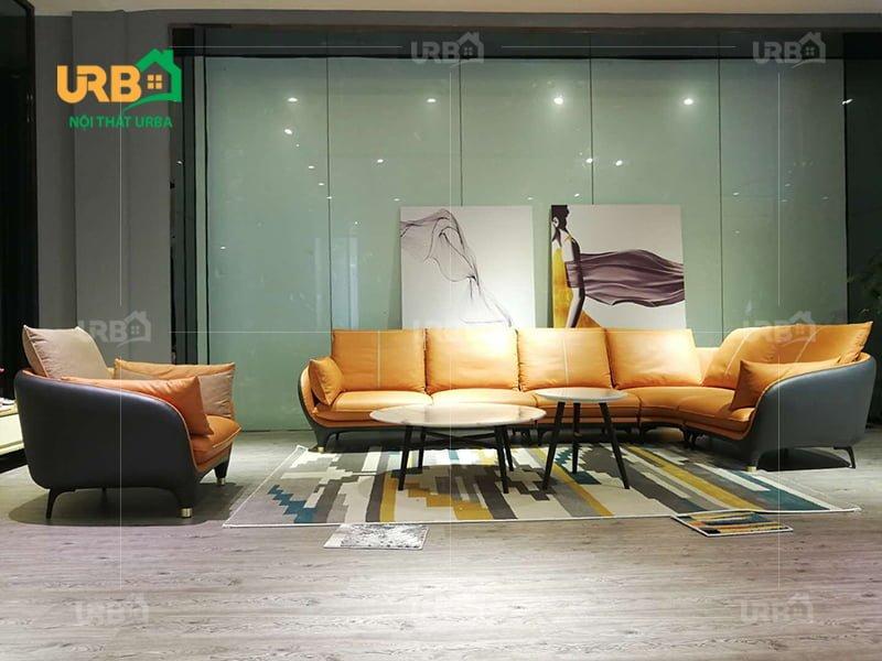 Sofa cao cấp mã 8011 3