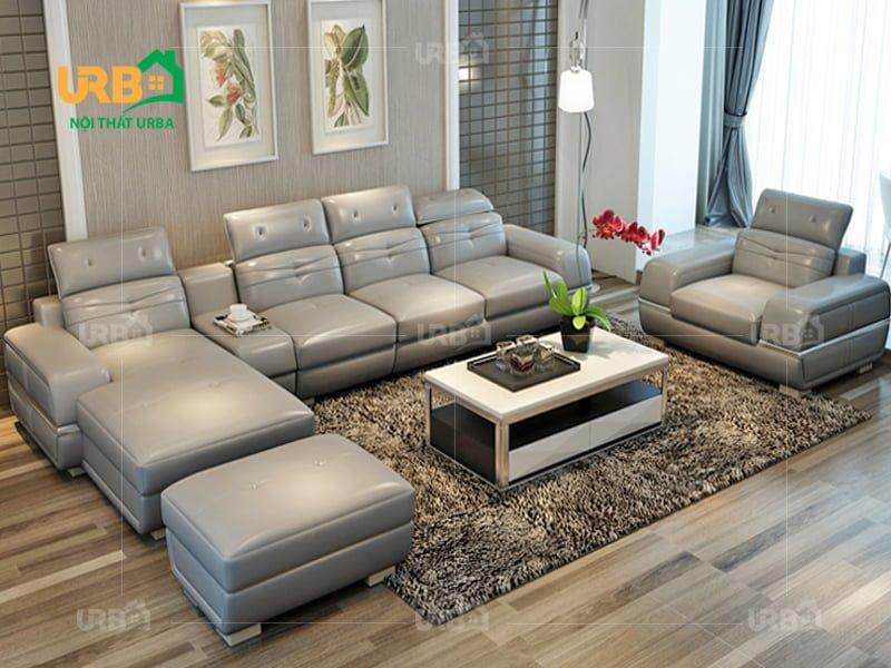 Sofa cao cấp mã 8027 2