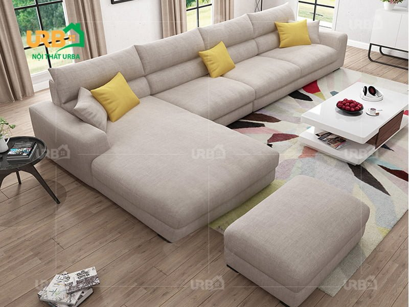 Sofa Góc Nỉ Mã 4013 3