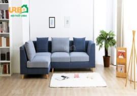 Sofa Góc Nỉ Mã 4001