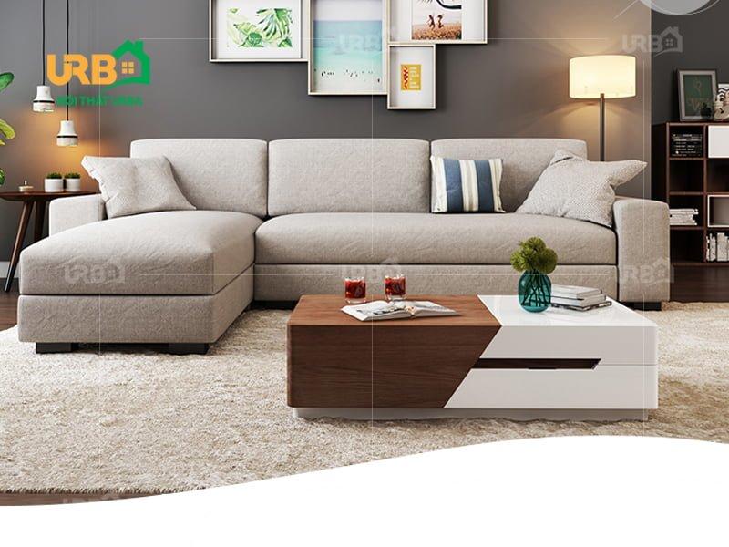 Sofa Góc Nỉ Mã 4006 2