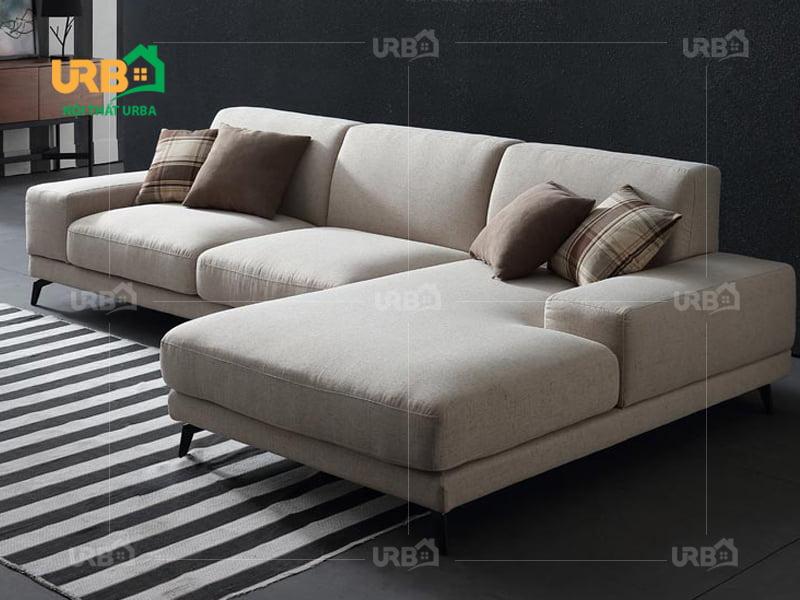 Sofa Góc Nỉ Mã 4007 4