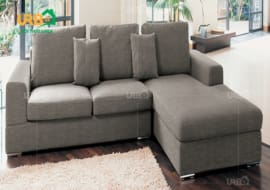 Sofa Góc Nỉ Mã 4009