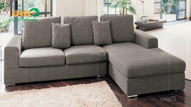 Sofa Góc Nỉ Mã 4009 1