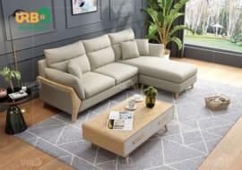 Sofa góc nỉ Urba Mã 4011