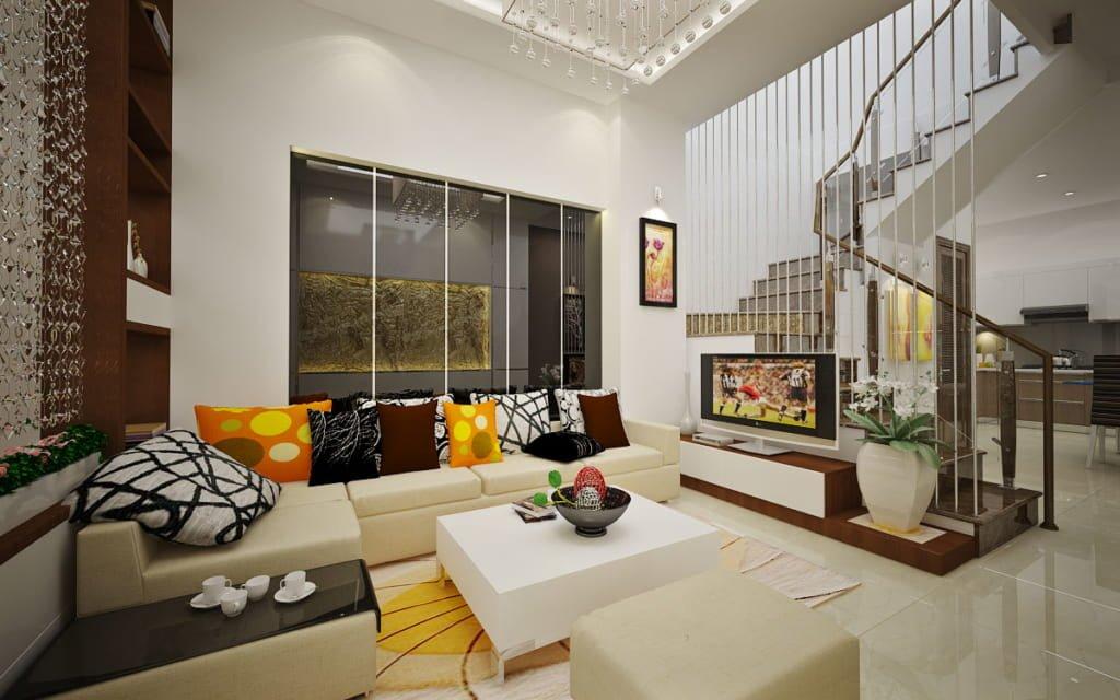Thiết kế nội thất chung cư cao cấp và những điều cần chú ý5