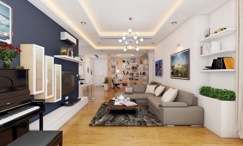 Thiết kế nội thất chung cư cao cấp và những điều cần chú ý1